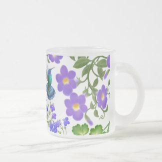 Hummingbirds in the Garden Mug