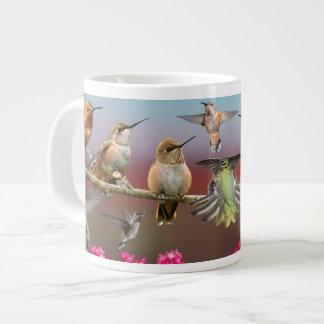 Hummingbirds Large Coffee Mug