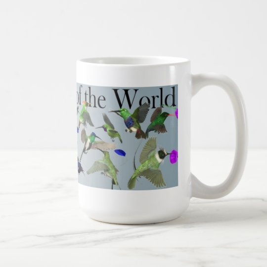 Hummingbirds of the Americas Coffee Mug