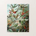 Hummingbirds Puzzle