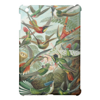 Hummingbirds Tropical Colorful Ipad Case