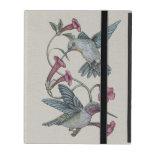Hummingbirds & Vine iPad Covers