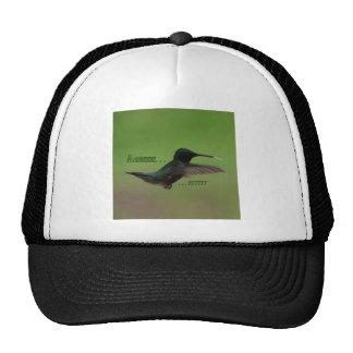 Hummmmm..........errrrr Trucker Hat