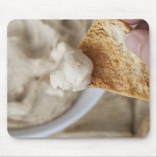 Hummus Mousepad Tapete De Ratón