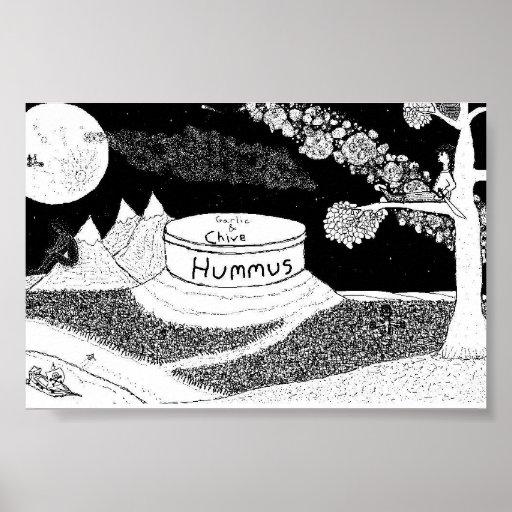Hummus Poster
