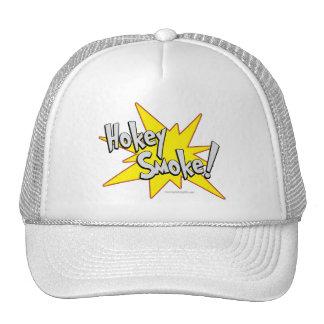 ¡Humo de Hokie! … Gorras De Camionero