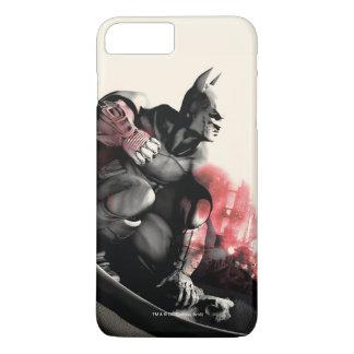 Humo de la ciudad de Batman Funda iPhone 7 Plus