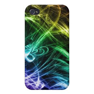Humo del arco iris iPhone 4/4S funda