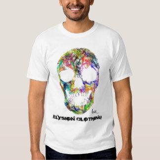 Humo del cráneo camisas