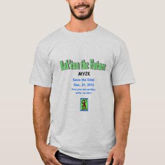 Humor - Baktun the Future tshirt
