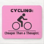 humor biking tapetes de raton