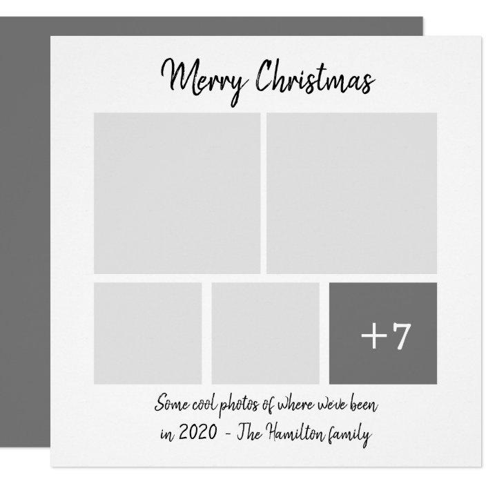 Humor Corona Virus 2020 Christmas Card Zazzle Com