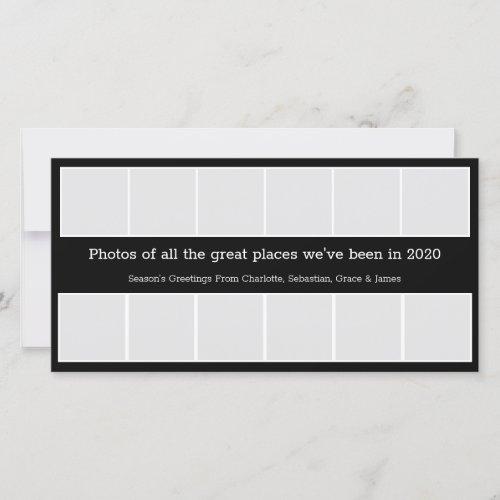 Humor Corona Virus 2020 Christmas Holiday Card