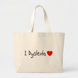 Humor de la dislexia bolsa