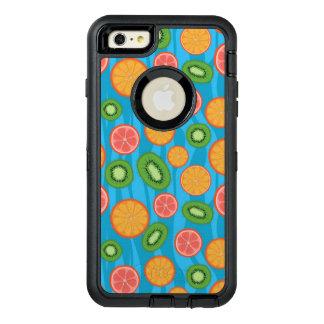 Humor de la fruta funda OtterBox defender para iPhone 6 plus
