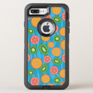 Humor de la fruta funda OtterBox defender para iPhone 7 plus