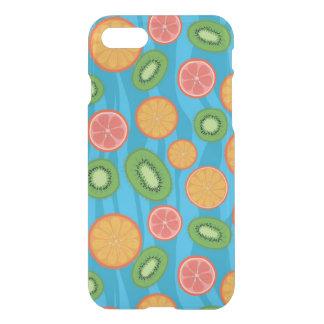 Humor de la fruta funda para iPhone 7