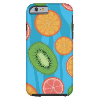 Humor de la fruta funda resistente iPhone 6