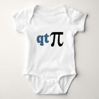 Humor de la matemáticas - camiseta linda pi playeras