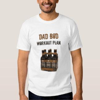 Humor de las botellas de cerveza del plan del poleras