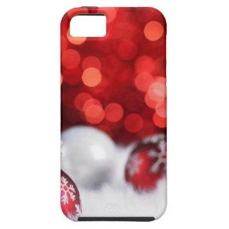 Humor de Navidad de Delood iPhone 5 Protector