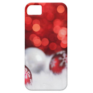 Humor de Navidad de Delood iPhone 5 Fundas