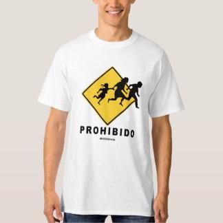 Humor de Prohibido - de Politiclothes - .png Camisas