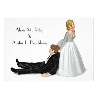Humor del boda