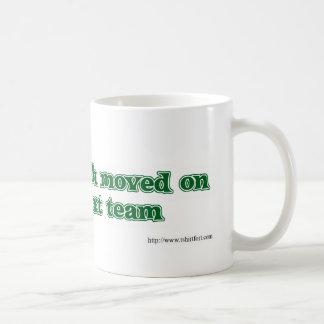 Humor del coche de la vida taza de café