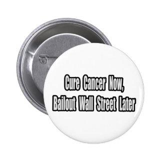 Humor del desalojo urgente del cáncer pin
