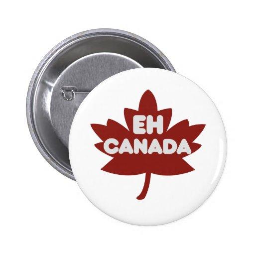 Humor del día de Canadá Pin