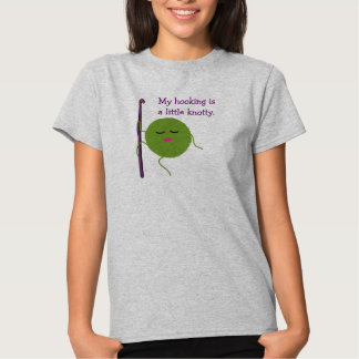 Humor del ganchillo camisas