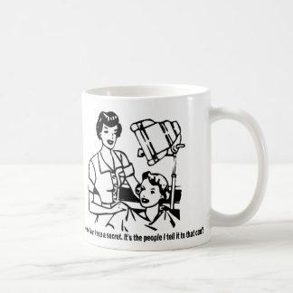 Humor del peluquero - por supuesto puedo guardar u tazas