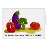 Humor del tomate felicitacion