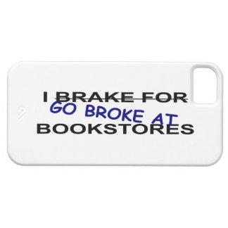 Humor divertido de las librerías de los funda para iPhone SE/5/5s