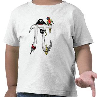 Humor divertido del día de la tarifa pi del pi camisetas