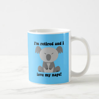 Humor divertido del retiro tazas
