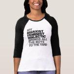 Humor feminista camiseta