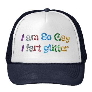 Humor gay soy así que gay que fart brillo gorro