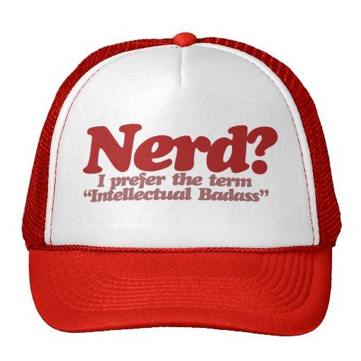Humor impresionante del empollón gorras