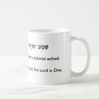 Humor judío tazas