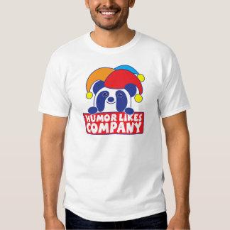 humor like company panda T-Shirt