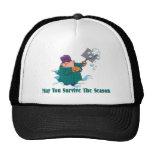 HUMOR: May You Survive Holiday Season Trucker Hat