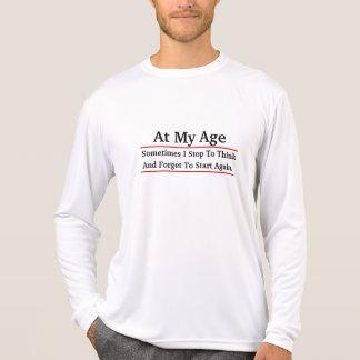 Humor mayor tee shirts