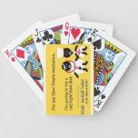 Humor médico baraja cartas de poker