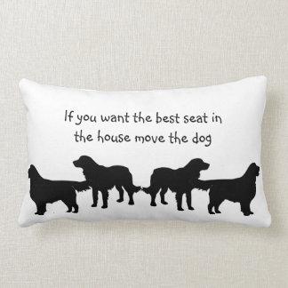 Humor mejor Seat en animal de mascota del perro de Cojines