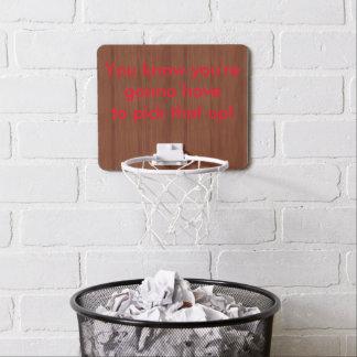 humor Mini Basketball Goal Mini Basketball Hoops