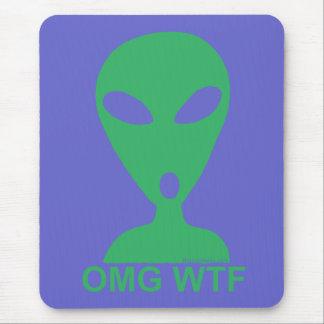 Humor Mousepad de OMG WTF Sci Fi