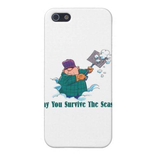 HUMOR: Puede usted sobrevivir vacaciones iPhone 5 Protector