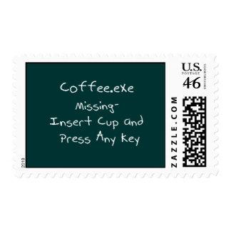 Humor que falta del ordenador del friki de Coffee